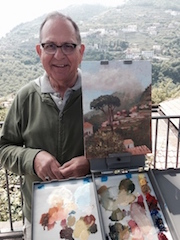 Amalfi Portrait