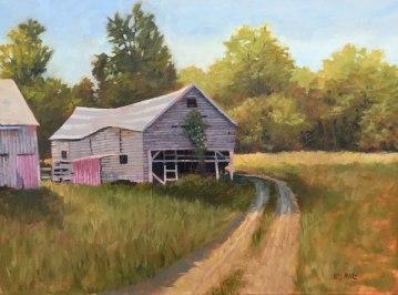 18x24.Oil on Canvas, $1200