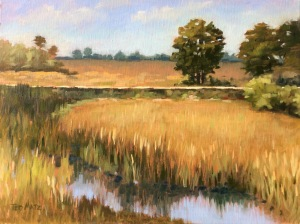 12x16, Oil on Canvas, $900