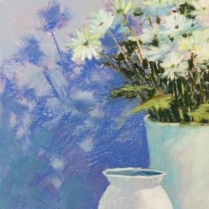 """Pastel Blue Shadow"""